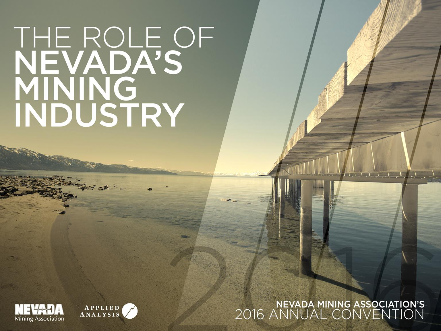 Nevada Economy 2016: The Role of Nevada's Mining Industry