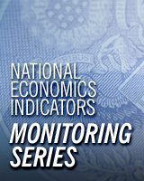 Cover, Applied Analysis National Economic Indicators Monitoring Series