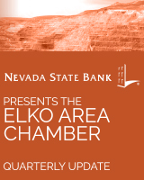Cover, Nevada State Bank Elko Quarterly Briefing