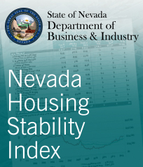 Cover, Nevada Department of Business and Industry Nevada Housing Stability Index