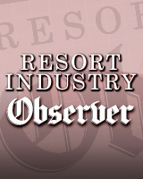 Cover, Applied Analysis Resort Industry Observer